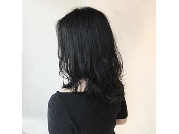 黒染めじゃない暗髪カラー!_20190621_1