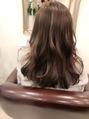 高田馬場の美容室で人気のカラー!外国人風ハイライト