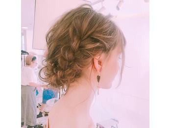 Honeysalon (ハニーサロン )☆ヘアメイク_20181102_2