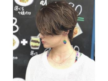 【ショートヘア】が大好き!な工藤が提案2019ショート_20190107_2
