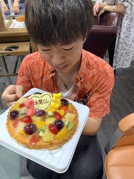 本店のムードメーカー?お誕生日でした!川村Asami_20190919_1
