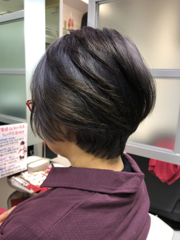 【ショートヘア】が大好き!な工藤が提案2019ショート_20190107_3