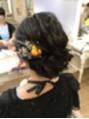 ◇ドライフラワーヘアセット◇