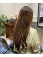 エメ(aimer)大人のデリケートな髪を美髪に変える縮毛矯正