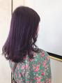 ◎ purple color