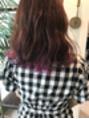 オーブ ヘアー フローラ 高知店(AUBE HAIR flora)インナーカラー