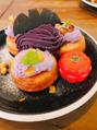 紫芋を食べなければ!!