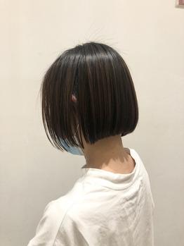 パツっとボブ☆_20210718_1