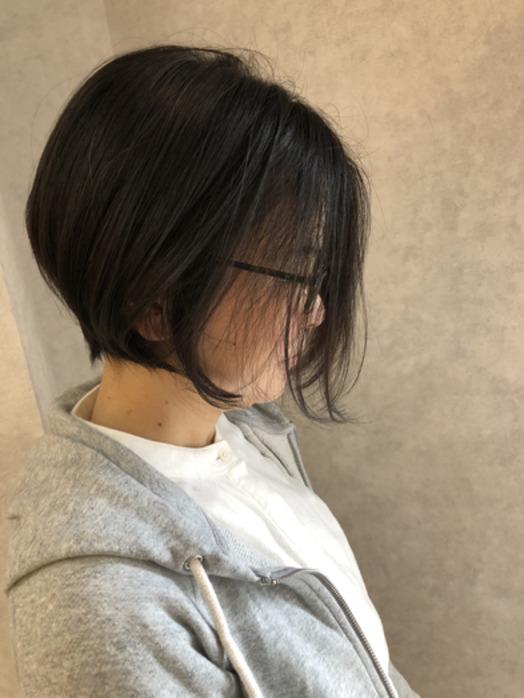 バッサリ、スタイルチェンジ♪_20181110_1