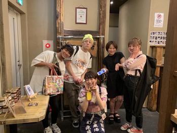 誕生日会&お疲れ様会!!_20190719_1