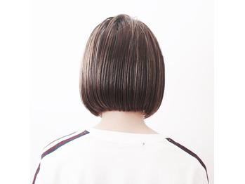 ボブスタイル~ブログ part3~内巻き編 収まり◎
