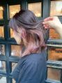oguma hair /インナーカラー/ココアベージュカラー