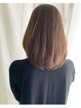 髪の毛を結ぶこと結ばないこともできるヘア☆DAISUKE_20201027_1