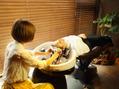【定番☆】スパ専用ルームでバリ式スパ+カット 5200円