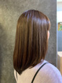 髪、夏のダメージうけていませんか。