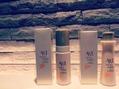 洗顔と化粧水