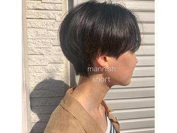 ハンサムショート/黒髪ショート/大人ショート_20200609_1
