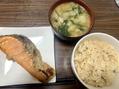 男の自粛めし その4 THE・日本食