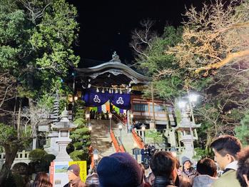 地元 信貴山(^^♪_20200111_3
