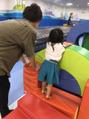 子供と雨の日は屋内の遊び場へ