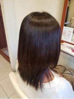 誰が見ても綺麗な髪♪_20181129_1