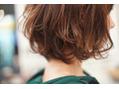 退色した髪におすすめ 【テラコッタカラー】