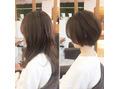 ゆったり感のあるショートヘア【つくばショート】矢崎