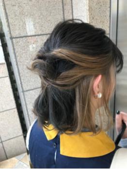 2トーンカラー☆_20171109_1