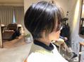 【cirrus 加山】 奥行きショート + インナーカラー