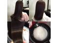 ダミアバイルル(DAMIA by LuLu)★相田髪質改善通信961・髪質改善カラーでツヤつやに!
