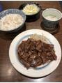 WHITE帰りにオススメの定食屋ベスト3!!