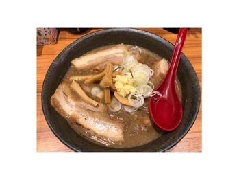 煮干ラーメン(^^♪_20210607_1