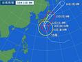 今回の台風は、大阪直撃ではないので営業いたします