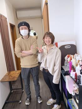 おしゃれ美容師!黒羽Ruka_20200314_1