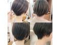 ガーデンヘアー(Garden hair)[松岡]大人気のショート!