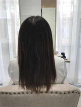 2回目の髪質改善でますますツヤツヤ☆☆_20180329_2