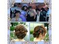 結婚式(^v^)
