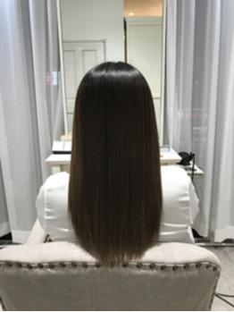 2回目の髪質改善でますますツヤツヤ☆☆_20180329_3
