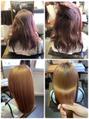 ハピネス クローバー 学園前店(Happiness CLOVER)明るい髪でもできる♪極みストレート