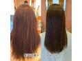 髪の広がりにおすすめ!髪質改善トリートメント