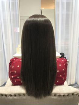 2回目の髪質改善でますますツヤツヤ☆☆_20180329_4
