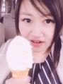 美味しいソフトクリーム(*^^*)