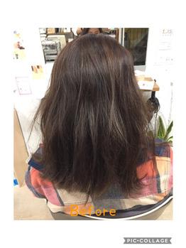 やばすぎる髪質改善♪20代の☆美髪AQUAトリートメント_20191106_1