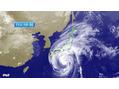 台風19号接近中!