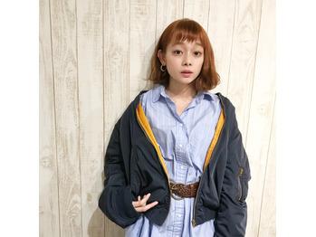 愛花ちゃんorange color_20180315_1