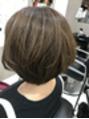 リスティコのシャンプーで髪質改善 福田昌子