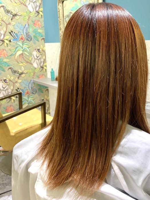 至高の縮毛矯正で人生が変わる美髪に♪ vol.3