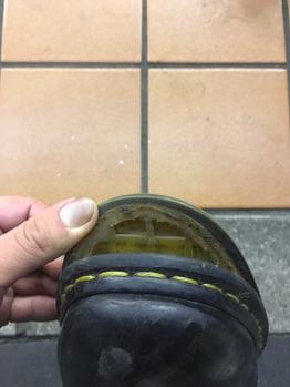 靴が壊れました_20170712_1