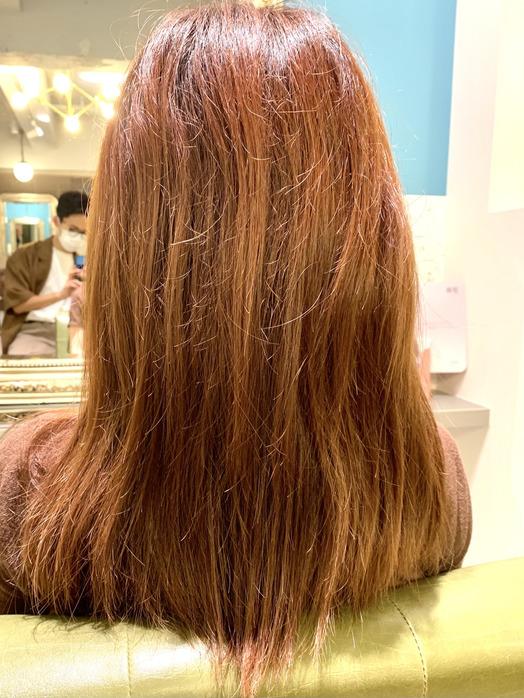 至高の縮毛矯正で人生が変わる美髪に♪ vol.19_20210904_2