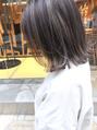 キアラ(Kchiara)切りっぱなしハイライトミディアム福岡天神大名